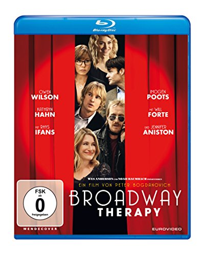 Broadway Therapy [Blu-ray]