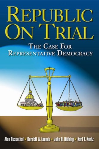 Republic On Trial: the Case For Representative Democracy