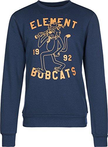element-bobcats-cr-sweater-indigo