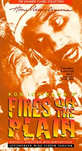 Fires on the Plain [VHS]