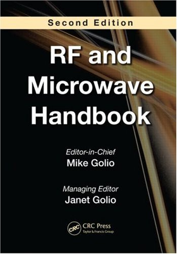 The Rf And Microwave Handbook, Second Edition - 3 Volume Set (Electrical Engineering Handbook) front-611233