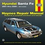 Hyundai Santa Fe: 2001 thru 2009 (Hay...
