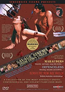 Savage Sinema From Down Under-3 dvd set