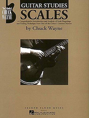 Guitar Studies - Scales [Wayne, Chuck - DiGiorgio, Agostino] (Tapa Blanda)
