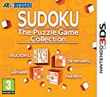 NINTENDO SUDOKU - THE PUZZLE GAME COLLECTION 3DS