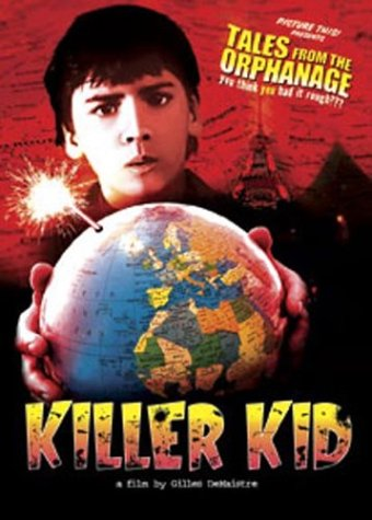 Cover art for  Killer Kid