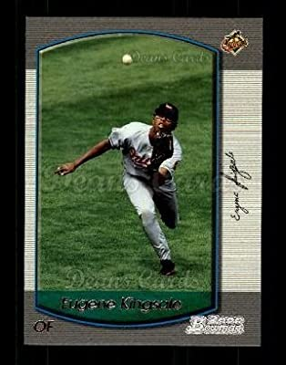 2000 Bowman # 367 Eugene Kingsale Baltimore Orioles (Baseball Card) Dean's Cards 8 - NM/MT