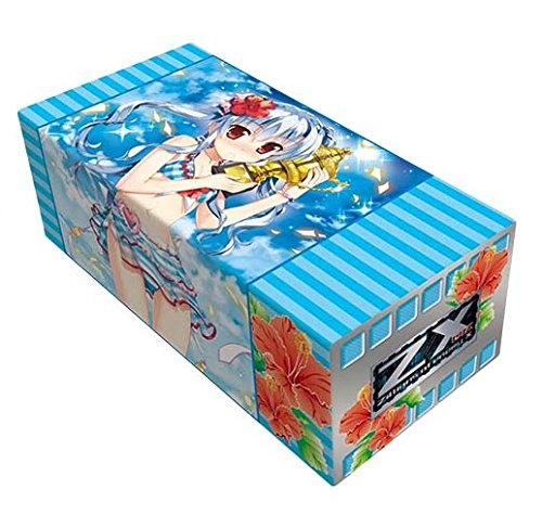 "Azumi Kagamihara ""Contest of A-Z"" Z/X Ignition Anime Character Card Game Deck Storage Box Collection Zillions of Enemy Illust. Takuya Fujima - 1"