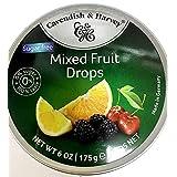 Cavendish & Harvey Sugar Free Mixed Fruit Drops, 175g