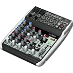 Behringer Q1002USB 10-Channel Mixer by MUSIC Group Commercial LU Sàrl