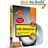CSS Webdesign: Praxislösungen für professionelle Webseiten (Kompendium / Handbuch)