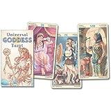 Universal Goddess Tarot (English and Spanish Edition)