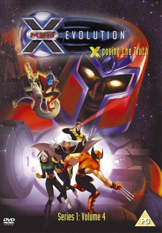 X-Men - Evolution: Xposing The Truth [DVD]
