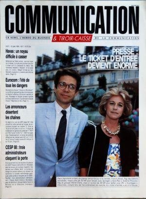 communication-no-87-du-18-07-1988-havas-un-noyau-difficile-a-casser-mitterrand-maxwell-eurocom-lete-