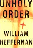 Unholy Order: A Paul Devlin Mystery