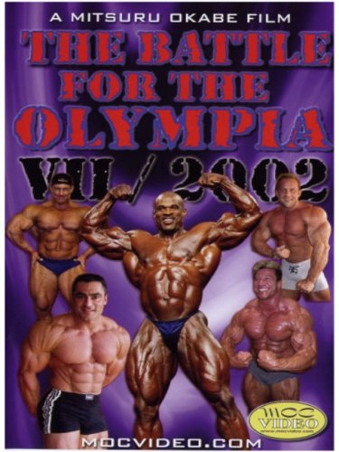 Battle for Olympia 2002 VII [DVD] [Import]