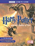 Harry Potter and the Goblet of Fire (Book 4 - Part 1 - 7 Audio Cassette set) J.K. Rowling