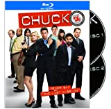 Chuck: The Complete Fifth Season [Blu-ray] [Import]