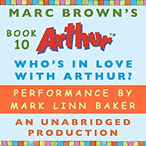 Who's in Love with Arthur? Audiobook
