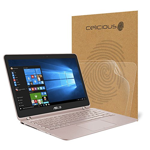 Celicious Matte ASUS ZenBook Flip UX360UA Anti-Glare Screen Protector [Pack of 2]