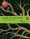 Ciencias de la naturaleza. 3 Primaria. Savia. Madrid [LOMCE]