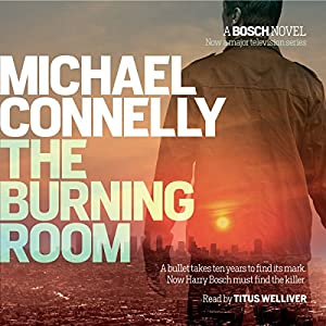 The Burning Room Audiobook