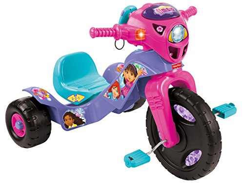 Cheapest Price! Fisher-Price Dora and Friends Lights and Sounds Trike