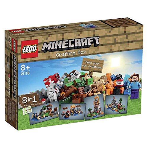 Lego-21116-Minecraft-Crafting-Box