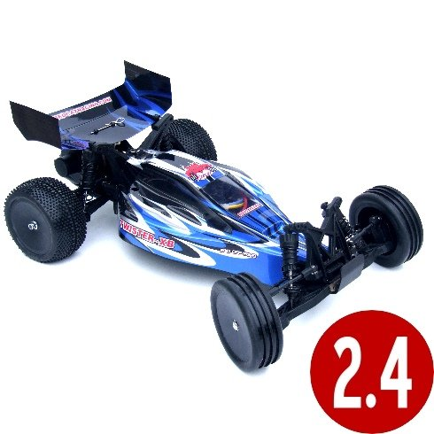 Twister XB Buggy 1/10 Scale Electric 2WD (With 2.4GHz Remote Control)