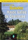 echange, troc Patrick Blanc - Les plus belles balades de la Haute Vallée de Chevreuse