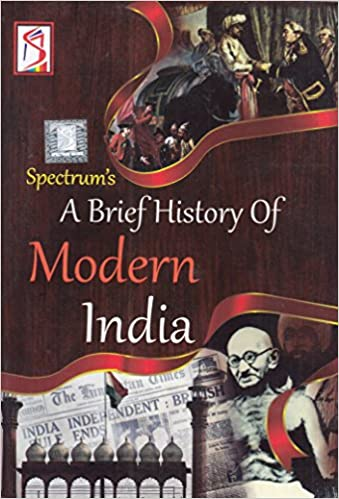 A Brief History Of Modern India by Rajiv Ahir (Author)