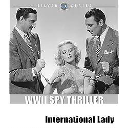 International Lady (ClassicFlix Silver Series) [Blu-ray]