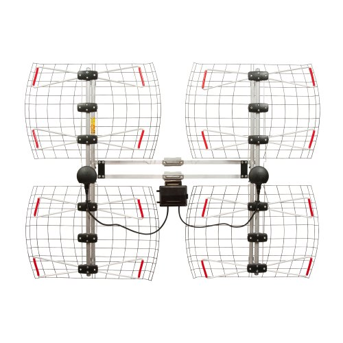Antennas Direct, Inc Db8E Extreme Range Multi-Directional Bowtie Uhf Antenna