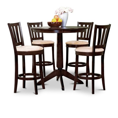counter height dining bar table and 4 bar stools set cheap cheap