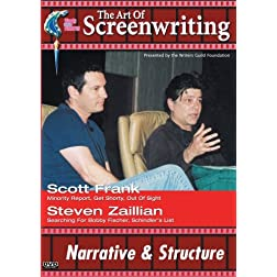 The Art of Screenwriting - Narrative &amp; Structure: With Scott Frank &amp; Steven Zaillian