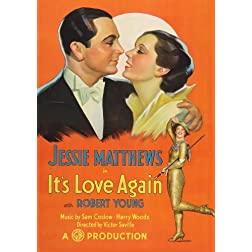 It's Love Again (1936)