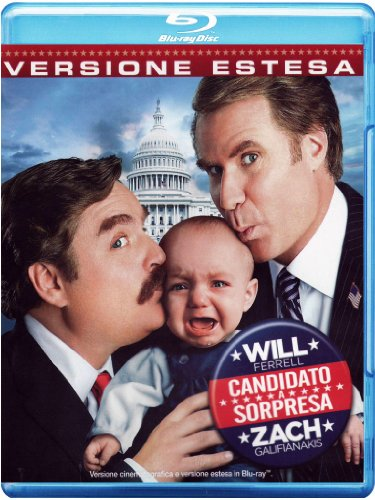Candidato a sorpresa (versione estesa) [Blu-ray] [IT Import]