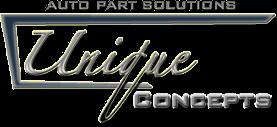 Unique Concepts: Auto Part Solutions
