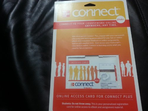 Connect Plus Access Card
