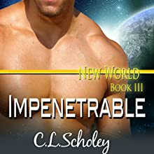 Impenetrable (       UNABRIDGED) by C.L. Scholey Narrated by Matthew Lloyd Davies