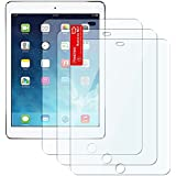 eForCity 3-Pack Reusable Screen Protector compatible with Apple® iPad® Air / iPad® 5