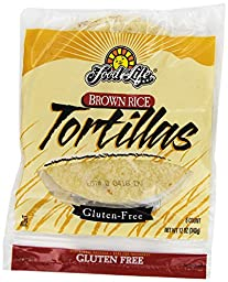 Food For Life, Tortillas, Brown Rice, 12 oz (Frozen)
