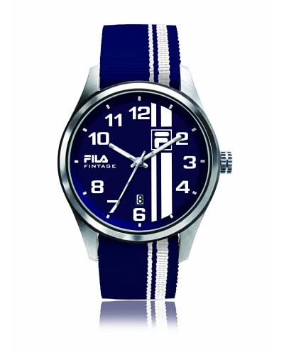 Fila Uhr mit Miyota Uhrwerk Unisex 38-036-002  40 mm