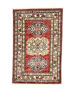 L'Eden del Tappeto Alfombra Kazak Super Multicolor 60 x 88 cm