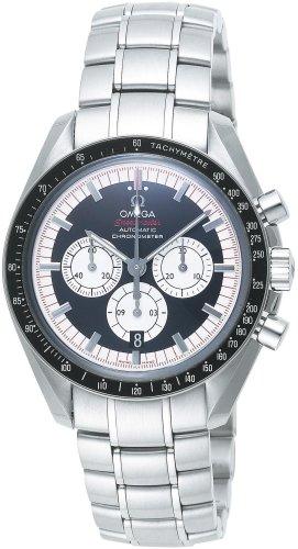 OMEGA (オメガ) 腕時計 スピードマスター 3507.51 ブラック メンズ [並行輸入品]