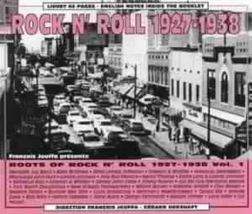 Rock'n Roll 1927-1938 - Roots Of Rock'n Roll Vol. 1 L