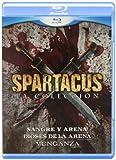 Trilogía Spartacus: Dioses De La Arena + Sangre Y Arena + Venganza Blu-ray en Castellano