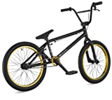 DK Kvant 2011, 20″ Black with gold rims