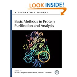 Funny product Basic Methods in Protein Purification and Analysis: A Laboratory Manual