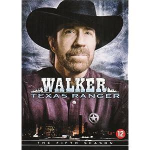 Walker. Texas Rangers: L'intégrale de la saison 5 - Coffret 7 DVD [Import